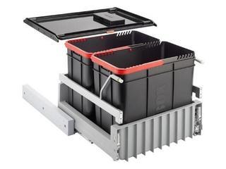 Sortownik odpadów 300-45 Duo automatyka domykania 121.0150.144 Franke