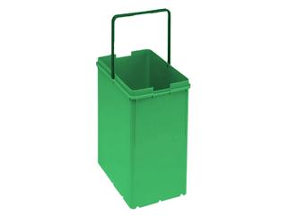 Pojemnik do sortownika seria 700 8L zielony 133.0007.668 Franke