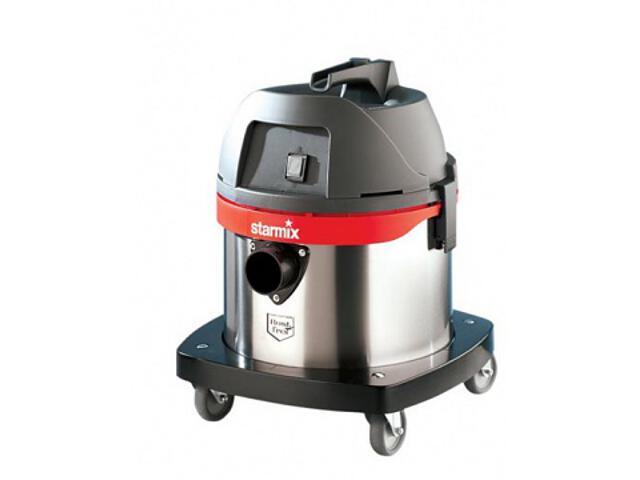 Odkurzacz przemysłowy GS 1022 HZ PLUS INOX do pieców/kominków 1200W Starmix