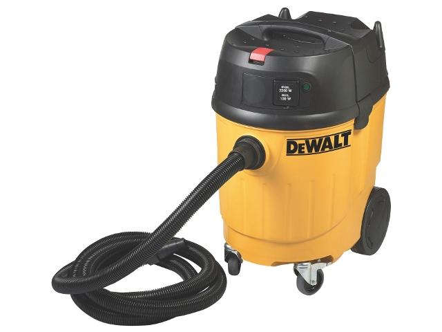 Odkurzacz przemysłowy 1200W 45 L D27901 DeWALT