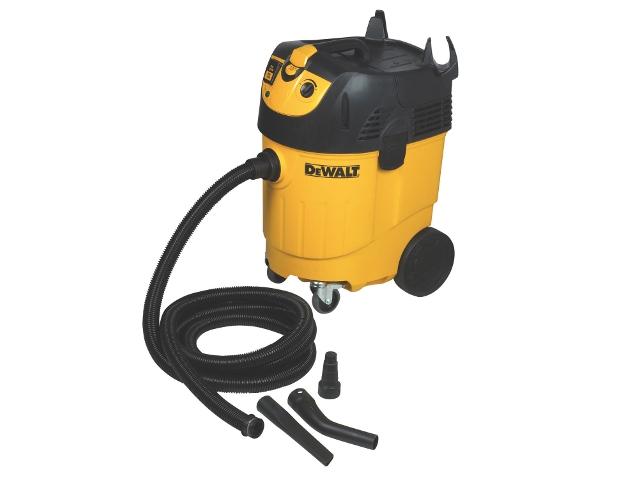 Odkurzacz przemysłowy 1380W 45 L D27902 DeWALT