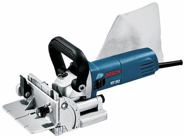 Frezarka specjalistyczna do łączników GFF 22 A 670W z walizką 601620003 Bosch