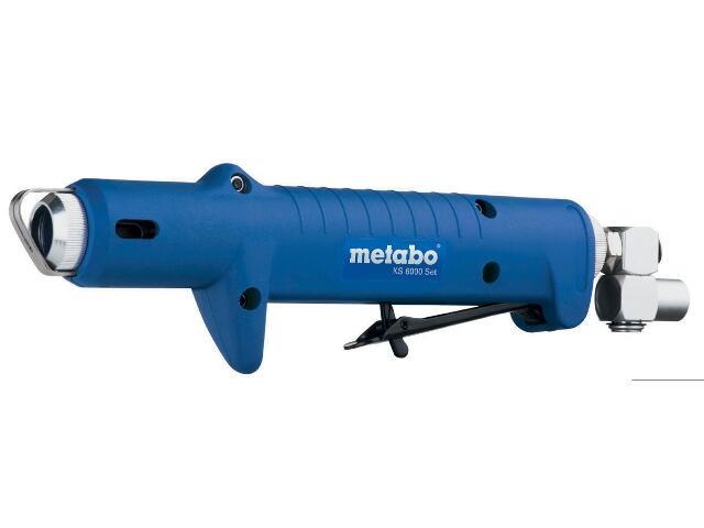 Wyrzynarka pneumatyczna prosta KS 6000 Set Metabo