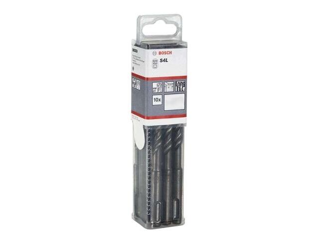 Wiertło do betonu S4L SDS-plus 10x100x160mm 10szt. 2608585626 Bosch