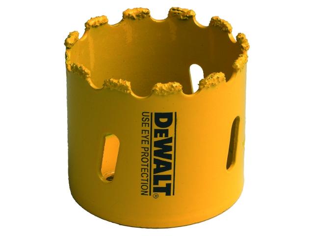 Koronka wiertnicza z zębami z węglików 57x40mm DeWALT
