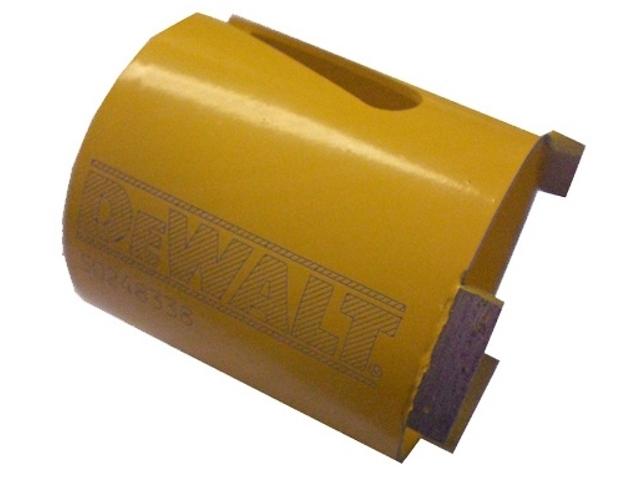 Koronka wiertnicza diamentowa 82x62mm DeWALT