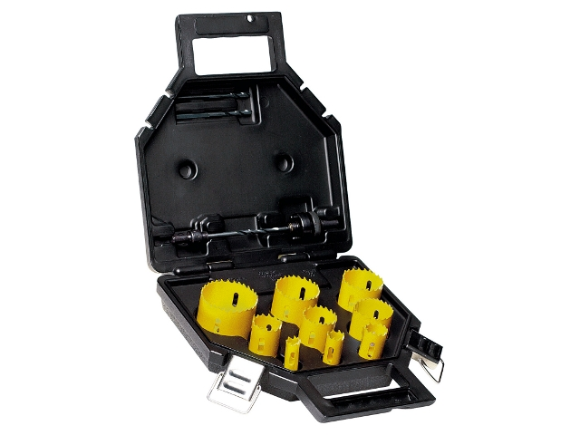 Zestaw koronek wiertniczych hydraulika 13cz. DT8106 DeWALT
