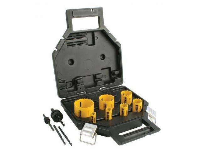 Zestaw koronek wiertniczych elektryka 11cz. DT8110 DeWALT
