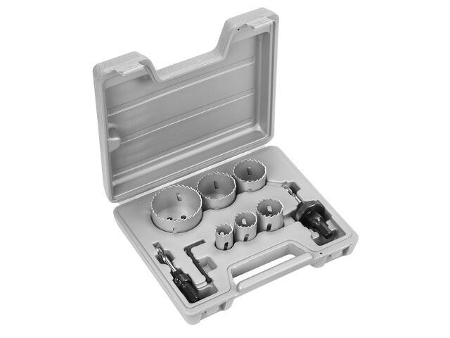 Zestaw pił otwornic HSS-Bimetall 6+3szt 2607018389 Bosch