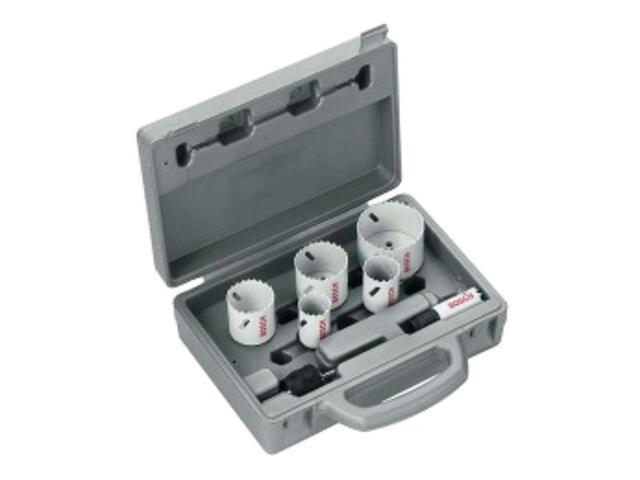 Zestaw pił otwornic Progressor 9szt. 2608584668 Bosch