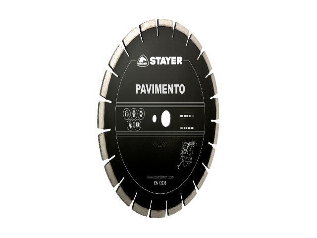 Diamentowa tarcza tnąca Pavimento 350x25,4mm Stayer