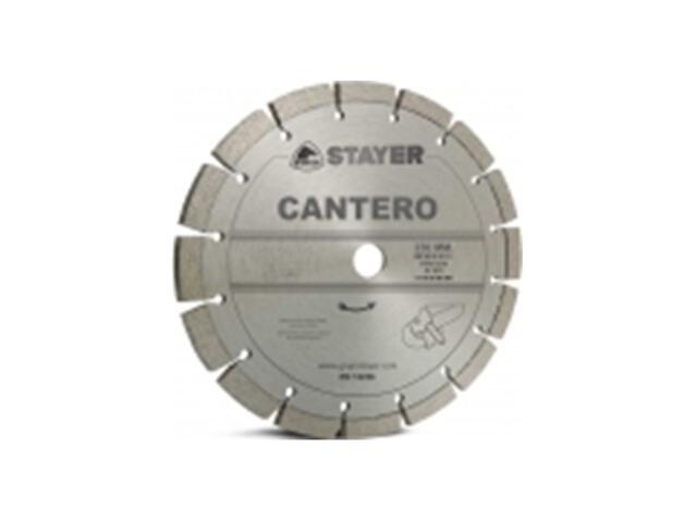 Diamentowa tarcza tnąca Cantero G MN93C47 125x22,2mm Stayer
