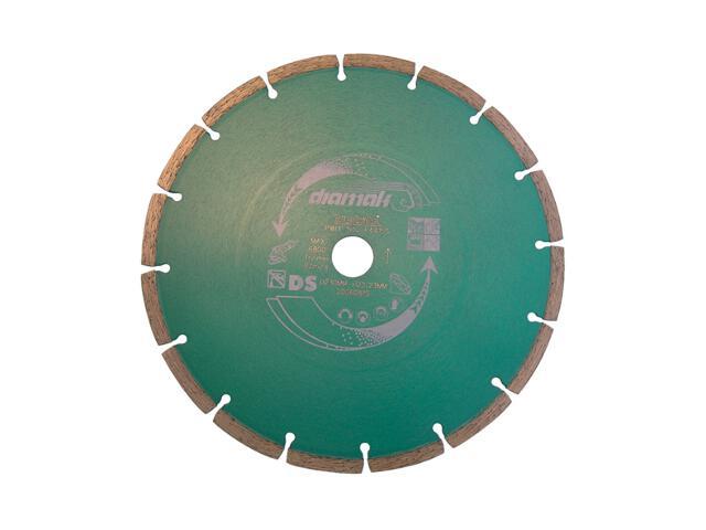 Diamentowa tarcza tnąca segmentowa DIAMAK 125x22,2mm P-45761 Makita