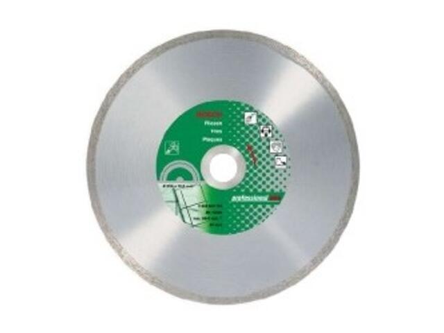 Diamentowa tarcza tnąca D110mm PŁ PE, 2608600437 Bosch