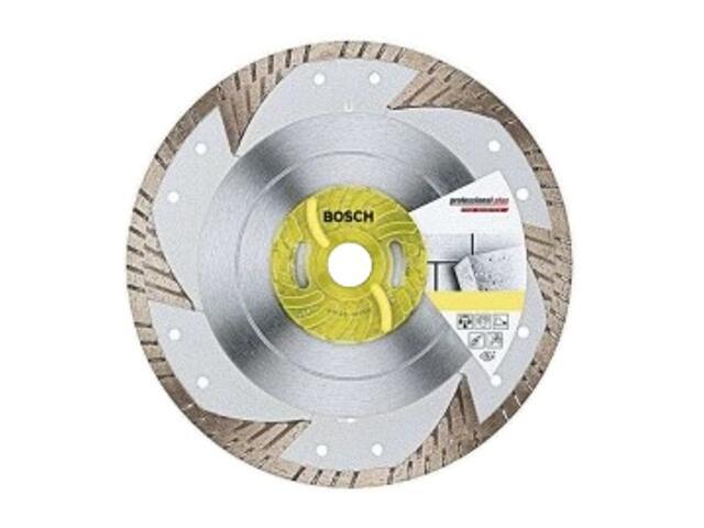 Diamentowa tarcza tnąca D125mm BUD PPT 2608600673 Bosch
