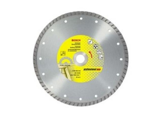 Diamentowa tarcza tnąca D125mm BUD PET, 2608600674 Bosch