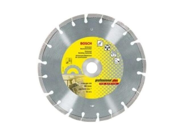 Diamentowa tarcza tnąca D350X25,4mm BUD PP, 2608600727 Bosch