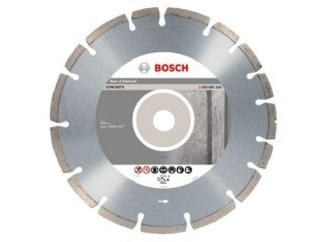 Diamentowa tarcza tnąca D300X25,4mm BET PP, 2608600737 Bosch