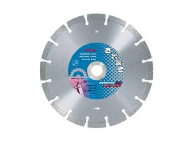 Diamentowa tarcza tnąca D300X25mm RAP PP 2608600759 Bosch