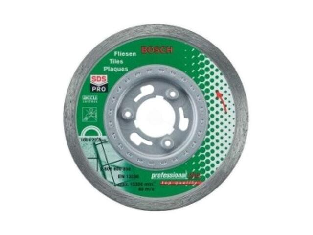 Diamentowa tarcza tnąca D100mm, 2608600856 Bosch