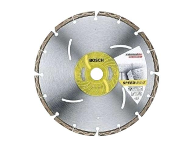Diamentowa tarcza tnąca D115mm BUD SW PP, 2608602162 Bosch