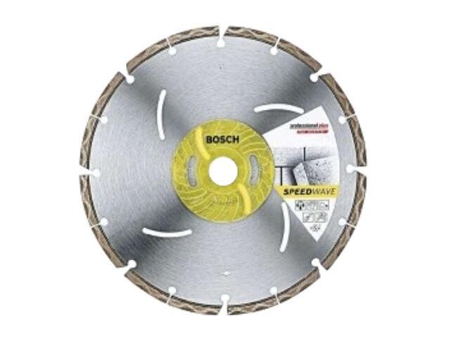 Diamentowa tarcza tnąca D230mm BUD SW PP, 2608602166 Bosch