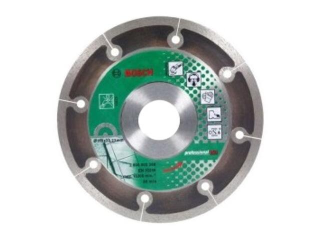 Diamentowa tarcza tnąca D115mm FPP EXTRA CLEAN, 2608602368 Bosch