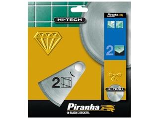Diamentowa tarcza tnąca X38032 180x30 Piranha