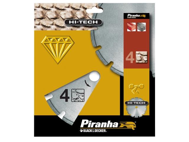 Diamentowa tarcza tnąca X38137 125x22,2 Piranha