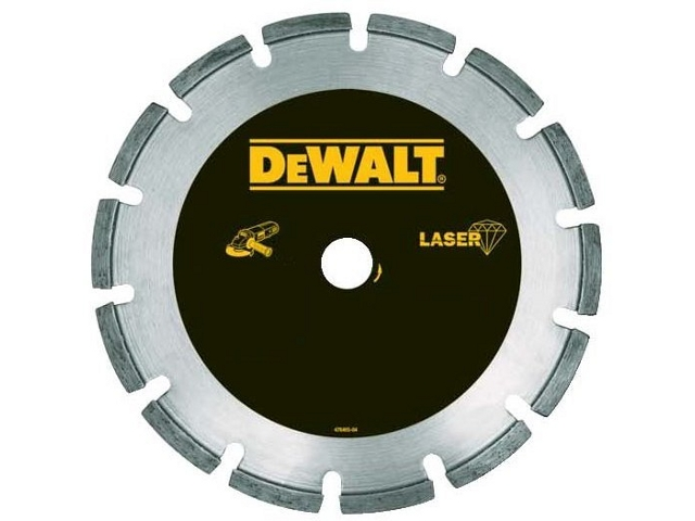 Diamentowa tarcza tnąca 350x25,4mm DT3749 DeWALT