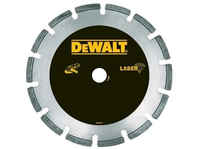 Diamentowa tarcza tnąca 180x22,2mm DT3762 DeWALT