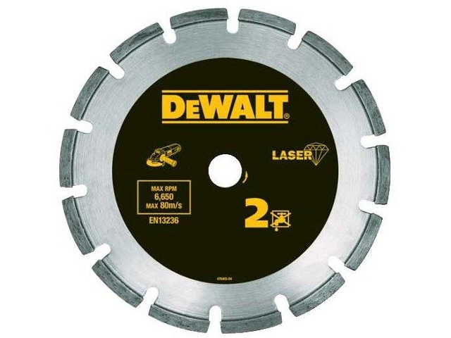 Diamentowa tarcza tnąca 115x22,2mm DT3770 DeWALT