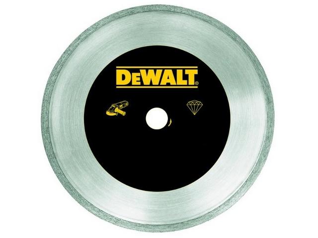 Diamentowa tarcza tnąca 125x22,2mm DT3736 DeWALT