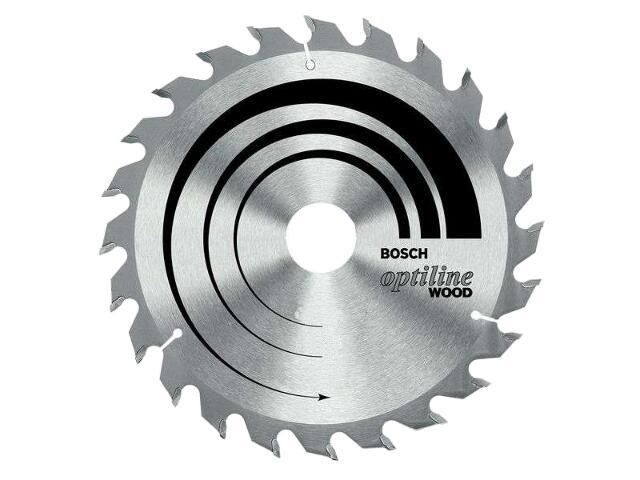 Piła tarczowa Optiline Wood WZ 190x20/16mm 60 zębów 2608641183 Bosch