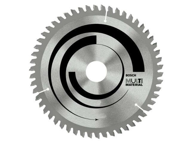 Piła tarczowa Multi Material TR-F 130x20/16mm 42zęby 2608641195 Bosch