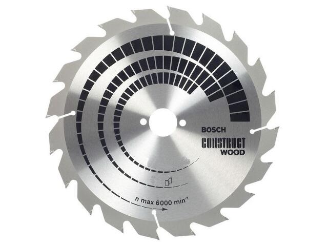 Piła tarczowa Construct Wood FWF 216x30mm 20 zębów 2608641773 Bosch