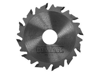 """Piła tarczowa typ """"lamello"""" 105x22mm 30 zębów DeWALT"""