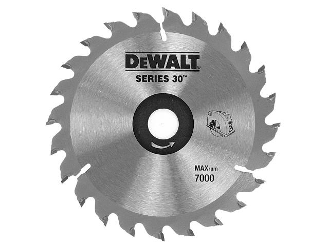 Piła tarczowa 190x30mm 40 zębów DT1153 DeWALT