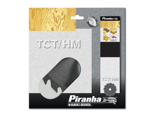Piła tarczowa 160x20x12 z węglikiem TCT/HM Piranha