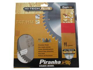 Piła tarczowa 250x60x30 ATB z węglikiem TCT/HM HI-TECH+ Piranha