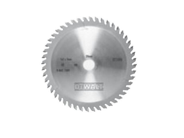 Piła tarczowa 165x20mm 18 zębów ATB DT1089 DeWALT