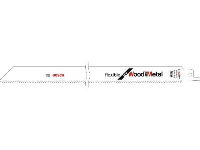 Brzeszczot S 1122 VF 5szt. 2608654981 Bosch