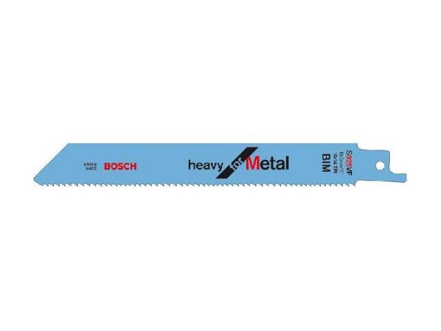 Brzeszczot S Heavy For Metal S925VF 5szt. 2608657407 Bosch