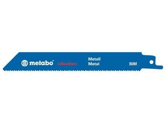 Brzeszczot do pił BIM 130/1,8mm 100szt. Metabo