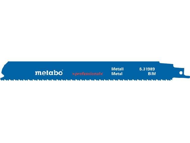 Brzeszczot do pił Professional 228,5x25x1 Metabo