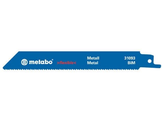 Brzeszczot do pił BIM 130/1,8mm 2szt. Metabo