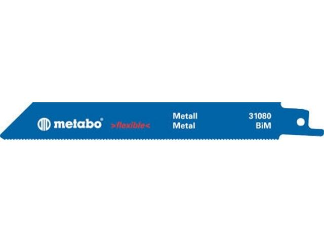 Brzeszczot do pił BIM 130/1,4mm 2szt. Metabo
