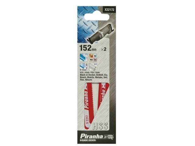 Brzeszczot do pił X22172 HSC 152 Piranha