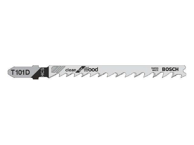Brzeszczot T101D 3szt. Ns 2608630558 Bosch