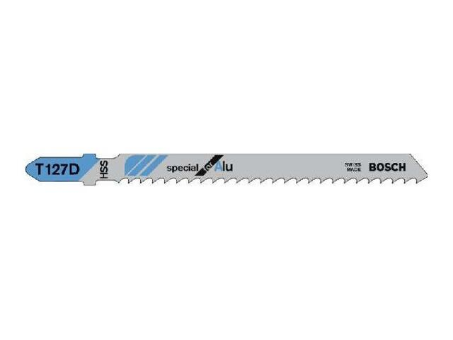 Brzeszczot T127D 5szt. 2608631017 Bosch